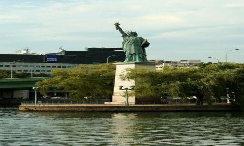 FRANCJA / - / Paryż / Statua Wolności