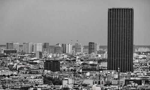 Zdjęcie FRANCJA / Ile de france / Paris / Montparnasse