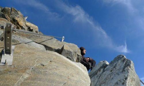 Zdjecie FRANCJA / - / climbing Mount Blanc / my way