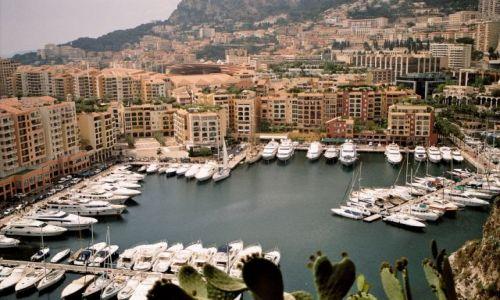 Zdjecie FRANCJA / Lazurowe Wybrzeże / Monaco / Lazurowe Wybrzeże