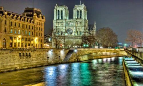 Zdjecie FRANCJA / Paris / Notre-Dame de Paris / Notre-Dame de Paris KONKURS