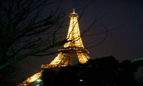 Zdjecie FRANCJA / - / Paryż / konkurs -wieża