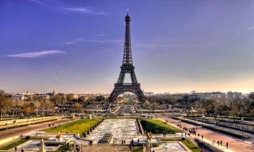 Zdjecie FRANCJA / Paris / Eiffel Tower / Eiffel Tower