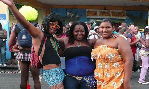 Zdjecie FRANCJA / Karaiby / Fort-de-France / Karnawał na Martynice 7