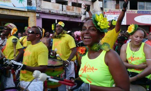 Zdjęcie FRANCJA / Karaiby / Fort-de-France / Karnawał na Martynice 8