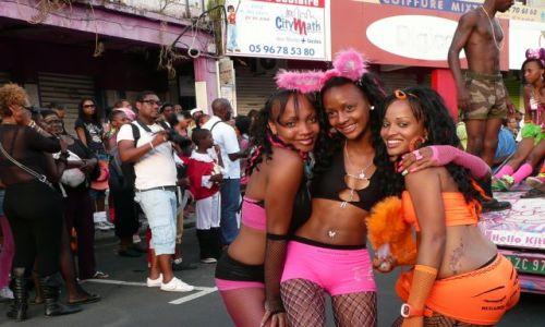 Zdjecie FRANCJA / Karaiby / Fort-de-France / Karnawał na Martynice 10