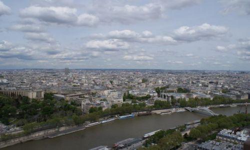 Zdjecie FRANCJA / Paryż / Paryż / Widok z drugieg