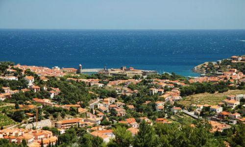 Zdjecie FRANCJA / Catalunia Nord / Collioure / GÓRY I MORZE