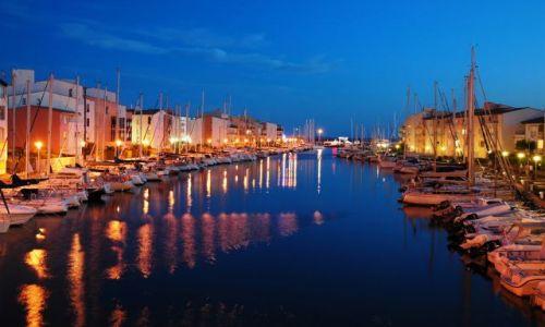 Zdjecie FRANCJA / Langwedocja / La Cap de Agde / Morze