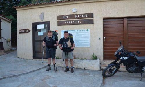 FRANCJA / Korsyka / Calenzana-Camping / Start