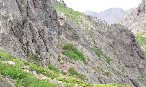 FRANCJA / Korsyka / Na szlaku GR 20 / Na szlaku 3