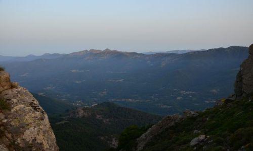 FRANCJA / Korsyka / Usciolu-Asinau / Na szlaku_12_2