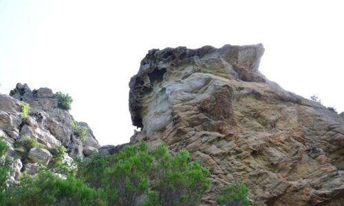 Zdjecie FRANCJA / Korsyka / Asinau-Paliri / Na szlaku_13_5