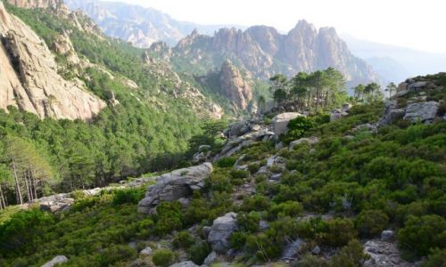 FRANCJA / Korsyka / Paliri-Conca / Na szlaku_14_2