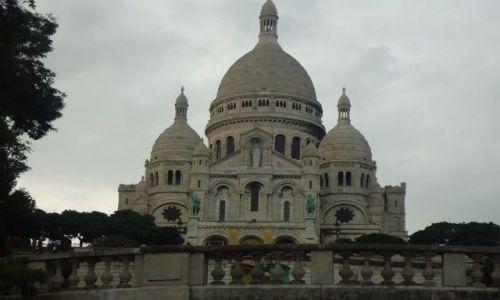 Zdjęcie FRANCJA / -stolica / miasto / paryż