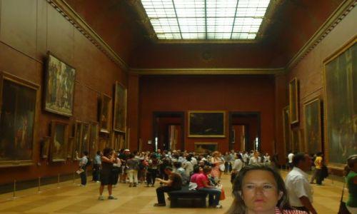 Zdjęcie FRANCJA / -stolica / muzeum / galeria