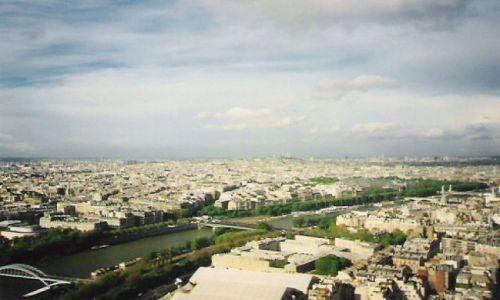 Zdjecie FRANCJA / brak / Paryż / Viva La France