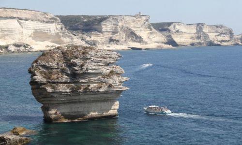 Zdjecie FRANCJA / Korsyka / Bonifacio / Klify