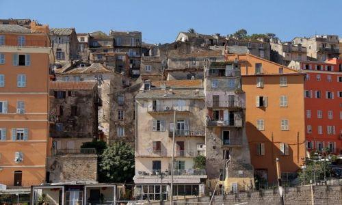 Zdjecie FRANCJA / Korsyka / Bastia / Domy