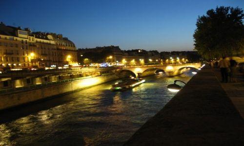 Zdjęcie FRANCJA / brak / Sekwana / one night in Paris :)
