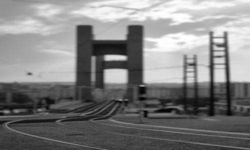 Zdjecie FRANCJA / - / Brest / bridge