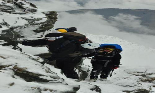Zdjęcie FRANCJA / Francja / Mont Blanc / ŚCIANIE GOUTER