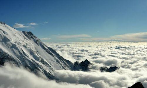 Zdjęcie FRANCJA / Chamonix / Mont Blanc / Jak w niebie