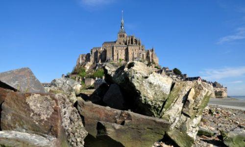 Zdjecie FRANCJA / Normandia / Mont Saint-Michel / Mont Saint-Michel