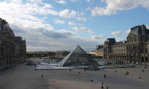 Zdjecie FRANCJA / - / Francja - Paryż, Luwr / Francja - Paryż, Luwr