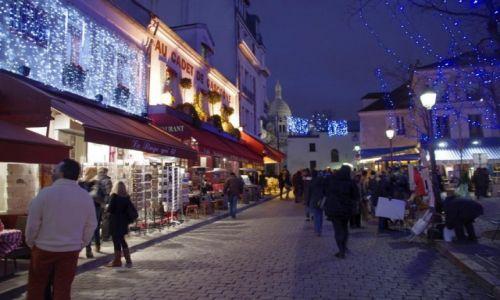 Zdjecie FRANCJA / europa / Paryż / Sacré-Cœur