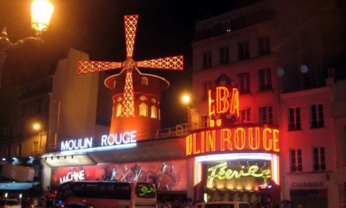 Zdjecie FRANCJA / Paris / Paris / Moulin Rouge Paris