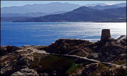 Zdjecie FRANCJA / Korsyka / L'Île-Rousse  / L'Île-Rousse