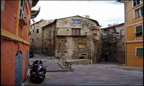 Zdjecie FRANCJA / Korsyka / Bastia / Zaułki Bastii