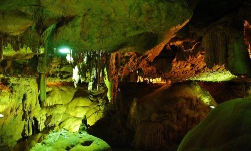 Zdjęcie FRANCJA / Haute Pyrenees / Grottes de Betharram / Francja, Grottes deBetharram