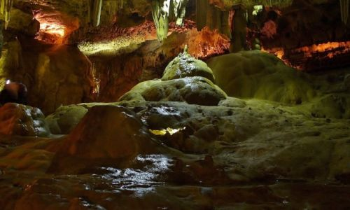 Zdjecie FRANCJA / Haute Pyrenees / Grottes de Betharram / Francja, Grottes deBetharram