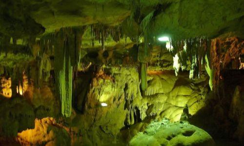 FRANCJA / Haute Pyrenees / Grottes de Betharram / Francja, Grottes deBetharram