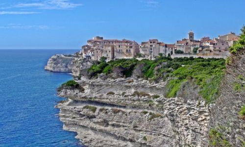 Zdjecie FRANCJA / Korsyka / Bonifacio / Bonifacio