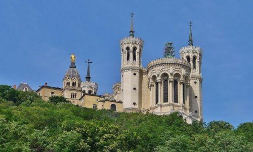 Zdjecie FRANCJA / Rhon / Lyon / Fourviere