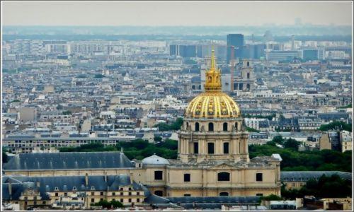 Zdjecie FRANCJA / Île-de-France / Paryż / Pałac Inwalidów