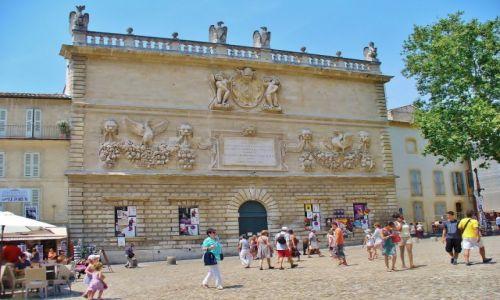 FRANCJA / Prowansja / Avignon / Avignon