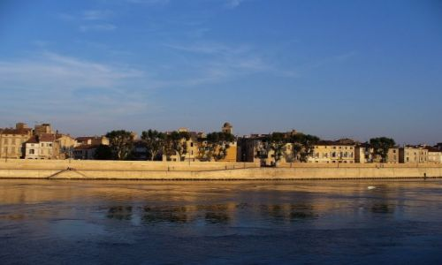 FRANCJA / Prowansja / Arles / Arles, miasto marzeń