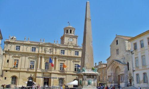 FRANCJA / Prowansja / Arles / Arles, siedziba Mera miasta