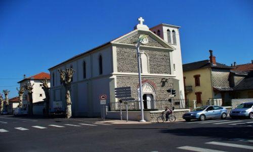 FRANCJA / Haute-Pyrenees / Tarbes / Tarbes, kościół św. Antoniego