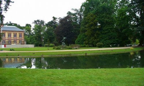 FRANCJA / Haute-Pyrenees / Tarbes / Tarbes, ogród Massey