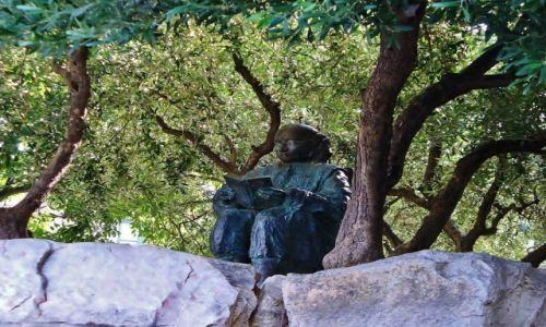 Zdjęcie FRANCJA / Langwedocja-Roussillon / Nimes / Nimes, pomnik