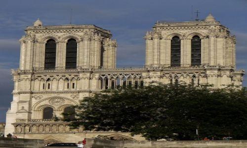 Zdjecie FRANCJA / Ile de France / Paryż / Paryż, Notre Dame