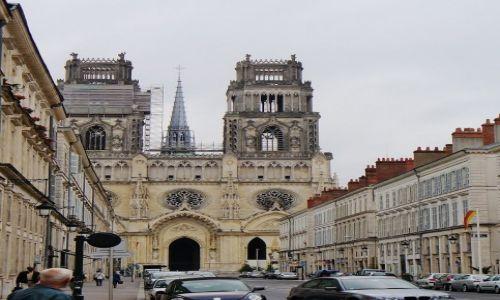 Zdjęcie FRANCJA / Ile de France / Orlean / Orlean, katedra