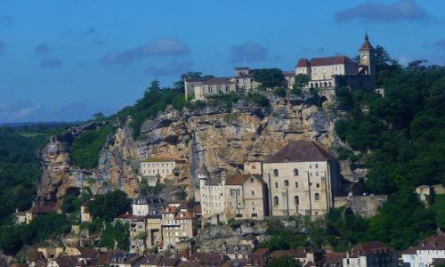 Zdjęcie FRANCJA / Ile de France / Rocamadour / Rocamadour