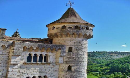 Zdjęcie FRANCJA / Midi Pyrenees / Rocamadour / Rocamadour