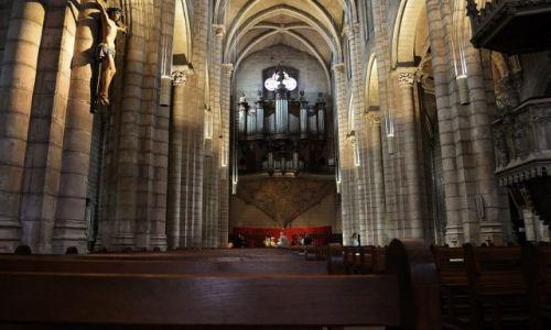 Zdjęcie FRANCJA / Midi-Pyrénées / Albi / Albi, St Salvy